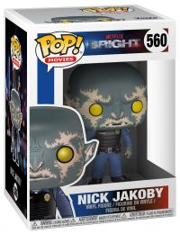 Figurine Funko Pop Bright #560 Nick Jakoby