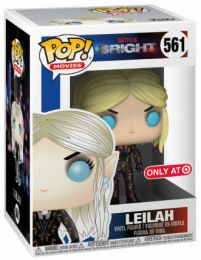 Figurine Funko Pop Bright #561 Leilah
