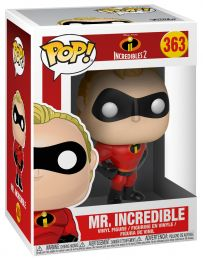 Figurine Funko Pop Les Indestructibles 2 [Disney] #363 M. Indestructible