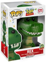 Figurine Funko Pop Toy Story [Disney] #171 Rex