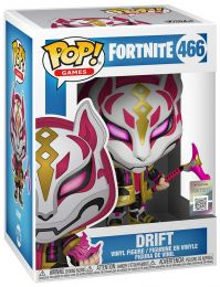 Figurine Funko Pop Fortnite #466 Drift