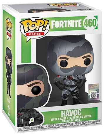 Figurine Funko Pop Fortnite #460 Havoc