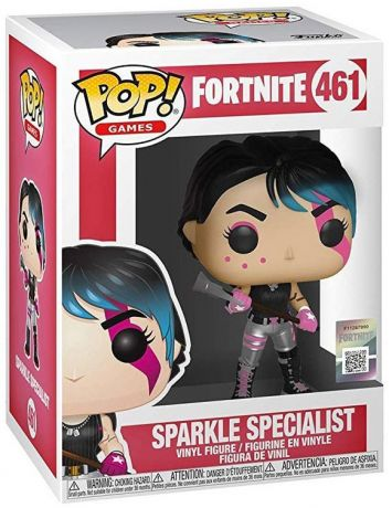 Figurine Funko Pop Fortnite #461 Sparkle Specialist