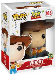 Figurine Funko Pop Toy Story [Disney] #168 Woody