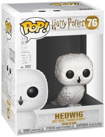 Figurine Funko Pop Harry Potter #76 Hedwige