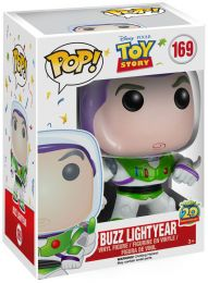 Figurine Funko Pop Toy Story [Disney] #169 Buzz l'Eclair