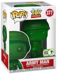 Figurine Funko Pop Toy Story [Disney] #377 Soldat Vert