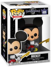 Figurine Funko Pop Kingdom Hearts #489 Mickey