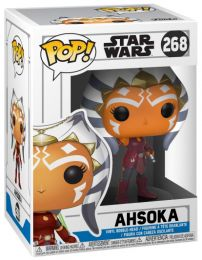 Figurine Funko Pop Star Wars : The Clone Wars #268 Ahsoka