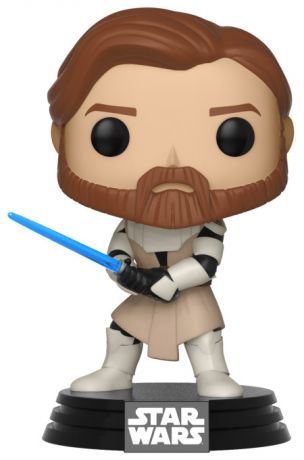 Figurine Funko Pop Star Wars : The Clone Wars #270 Obi Wan Kenobi