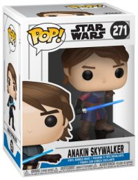 Figurine Funko Pop Star Wars : The Clone Wars #271 Anakin Skywalker