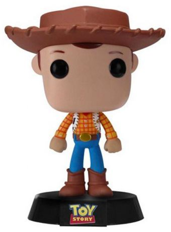 Figurine Funko Pop Disney premières éditions [Disney] #03 Woody - Bobble Head