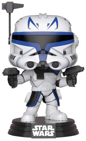 Figurine Funko Pop Star Wars : The Clone Wars #274 Capitaine Rex