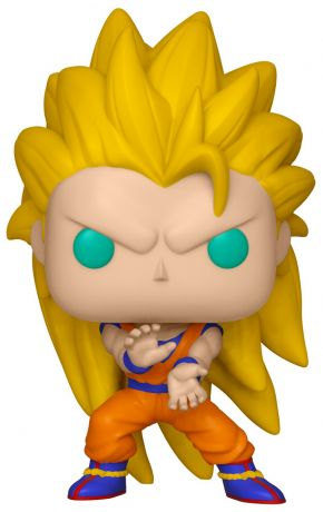 Figurine Funko Pop Dragon Ball #492 Goku Super Saiyan 3 (DBZ)
