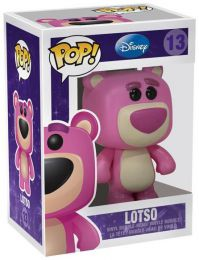 Figurine Funko Pop Disney premières éditions [Disney] #13 Lotso - Bobble Head