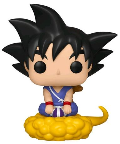 Figurine Funko Pop Dragon Ball #517 Son Goku avec un nuage (DB)