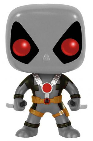 Figurine Funko Pop Deadpool [Marvel] #111 Deadpool - Deux épées - X-Force