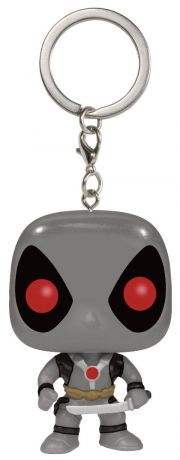 Figurine Funko Pop Deadpool [Marvel] #00 Deadpool - X-Force - Porte-clés
