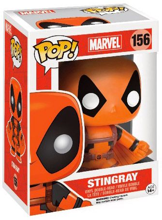 Figurine Funko Pop Deadpool [Marvel] #156 Stingray