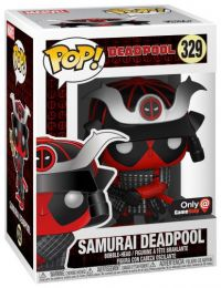 Figurine Funko Pop Deadpool [Marvel] #329 Deadpool Samuraï