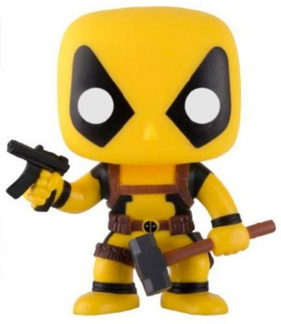Figurine Funko Pop Deadpool [Marvel] #157 Slapstick