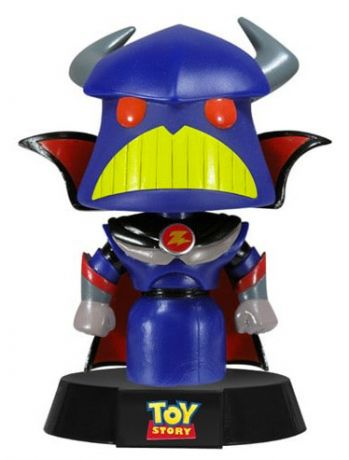 Figurine Funko Pop Disney premières éditions [Disney] #34 Empereur Zurg - Bobble Head