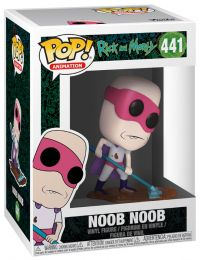 Figurine Funko Pop Rick et Morty #441 Noob Noob