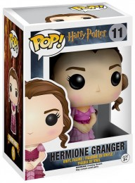 Figurine Funko Pop Harry Potter 6567 - Hermione Granger Yule Ball (11) pas chère