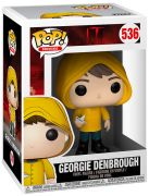 Figurine Funko Pop Ça #536 Georgie Denbrough