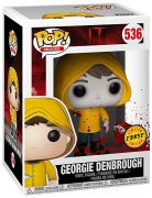 Figurine Funko Pop Ça #536 Georgie Denbrough - Sans bras [Chase]