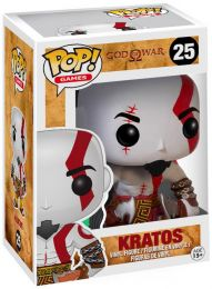 Figurine Funko Pop God of War #25 Kratos
