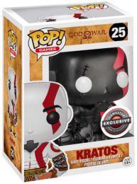 Figurine Funko Pop God of War #25 Kratos - Fear