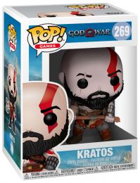 Figurine Funko Pop God of War #269 Kratos