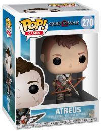 Figurine Funko Pop God of War #270 Atreus