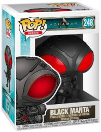 Figurine Funko Pop Aquaman [DC] #248 Black Manta