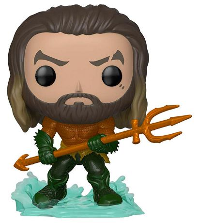 Figurine Funko Pop Aquaman [DC] #245 Aquaman
