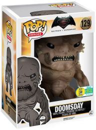 Figurine Funko Pop Batman v Superman : L'Aube de la justice [DC] #129 Doomsday - 15 cm
