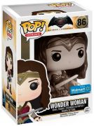 Figurine Funko Pop Batman v Superman : L'Aube de la justice [DC] #86 Wonder Woman - Sépia