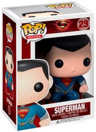 Figurine Funko Pop Man of Steel [DC] #29 Superman