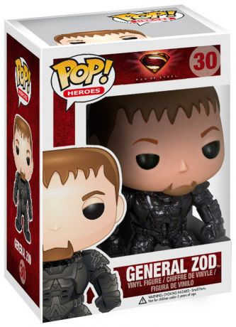 Figurine Funko Pop Man of Steel [DC] #30 Général Zod