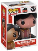 Figurine Funko Pop The Big Bang Theory #57 Raj Koothrappali