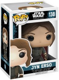 Figurine Funko Pop Rogue One : A Star Wars Story #138 Jyn Erso