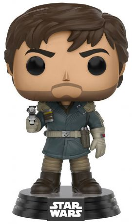 Figurine Funko Pop Rogue One : A Star Wars Story #139 Capitaine Cassian Andor