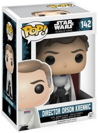 Figurine Funko Pop Rogue One : A Star Wars Story #142 Directeur Orson Krennic