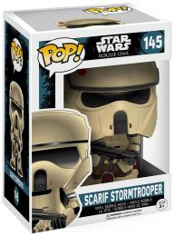 Figurine Funko Pop Rogue One : A Star Wars Story #145 Scarif Stormtrooper