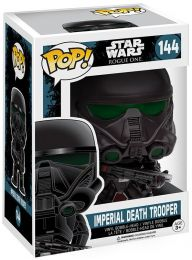 Figurine Funko Pop Rogue One : A Star Wars Story #144 Imperial Death Trooper