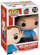 Figurine Funko Pop The Big Bang Theory #73 Sheldon Cooper - Star Trek