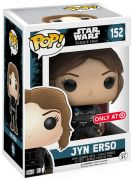 Figurine Funko Pop Rogue One : A Star Wars Story #152 Jyn Erso - Tenue impériale sans masque