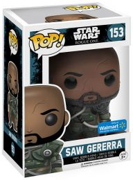 Figurine Funko Pop Rogue One : A Star Wars Story #153 Saw Gererra