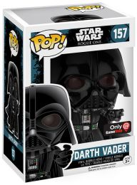 Figurine Funko Pop Rogue One : A Star Wars Story #157 Dark Vador - Étrangelement